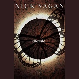 Idlewild audiobook cover art
