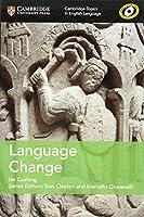 Language Change (Cambridge Topics in English Language)