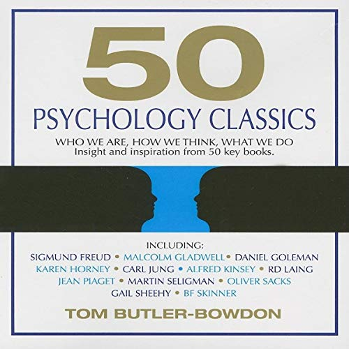 50 Psychology Classics Unabridged                   By:                                                                                                                                 Tom Butler-Bowdon                               Narrated by:                                                                                                                                 Tom Butler-Bowdon                      Length: 11 hrs and 46 mins     3 ratings     Overall 4.7
