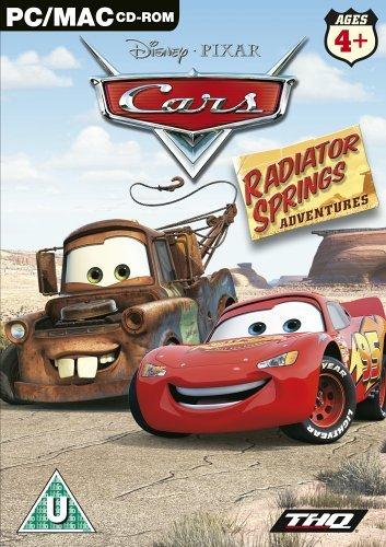 Cars : Radiator Springs Adventure (PC) by Disney