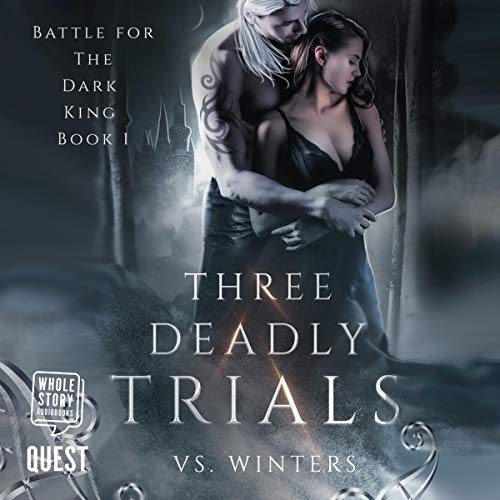 Three Deadly Trials  By  cover art