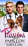 Passions of a Papillon: A MM Mystery Romance--with Dog (Fuzzy Love Book 1)
