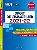 Top'Actuel Droit de L'immobilier 2021-2022
