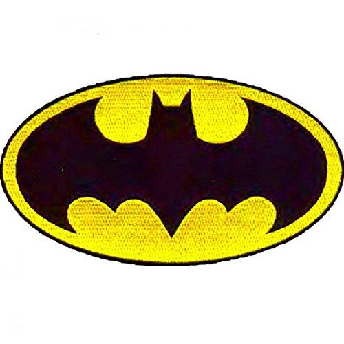Ecusson brodé grand Logo Batman - 7764