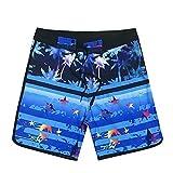 JiuRui Costumi da bagno per il tempo libero, 2021 Nuovo Beachwear Pantaloncini da tavolo da bagno Tronchi da bagno Costumi da bagno estate costumi da bagno bagno traspirante Briefs maschili Bermuda Su