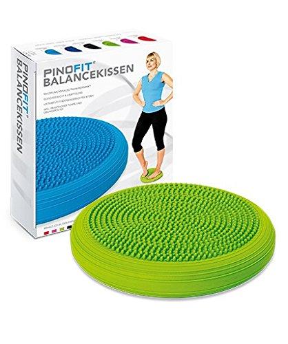 PINOFIT® Balancekissen Lime 43137 NEU incl. Microfasertuch von carmesin.com
