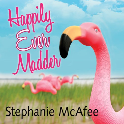 Happily Ever Madder audiobook cover art