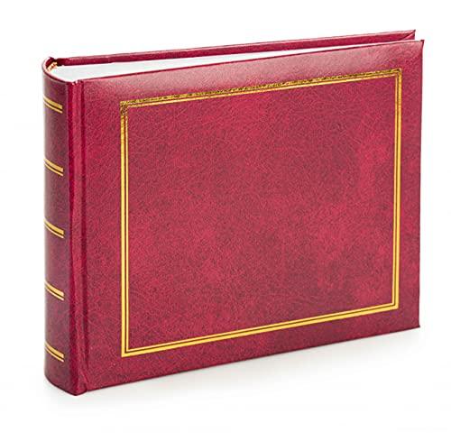 Victoria Collection album fotograficzny, czerwony, 101 zdjęć