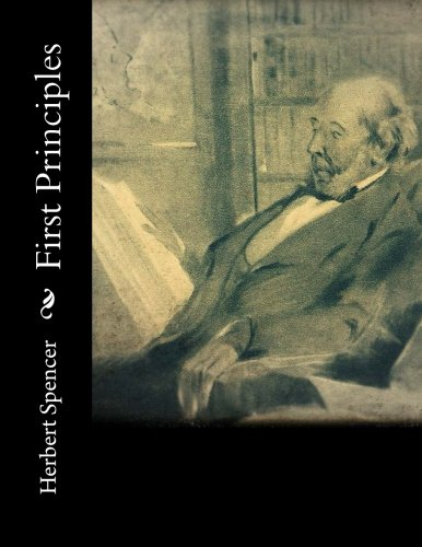 First Principles [Paperback] Herbert Spencer