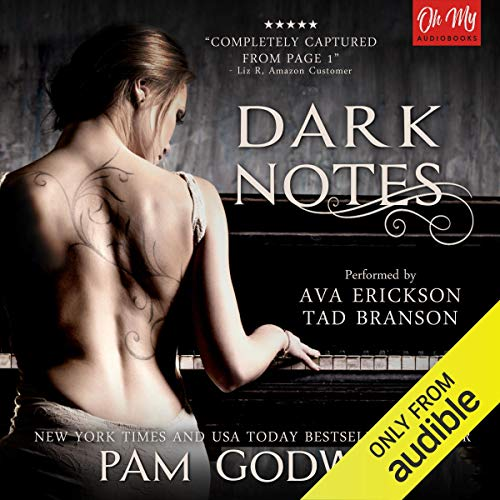 Dark Notes Audiobook By Pam Godwin cover art