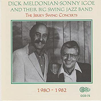 The Jersey Swing Concerts 1980 - 1982