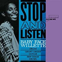 Stop & Listen by BABY FACE WILLETTE (2009-02-24)