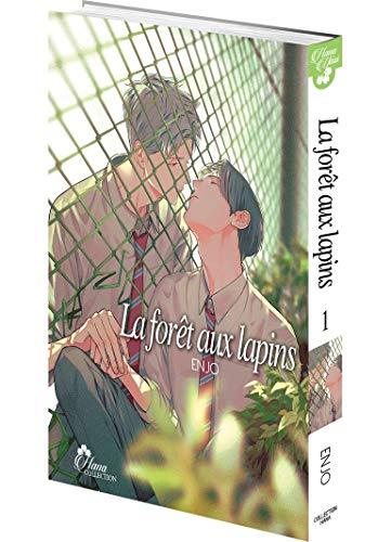 La forêt aux lapins - Livre (Manga) - Yaoi - Hana Collection
