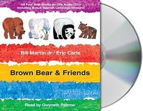 Brown Bear & Friends CD