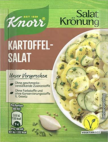 Knorr Salatkrönung Kartoffelsalat, 15 x 40 g