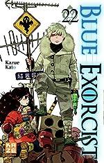 Blue Exorcist T22 de Kazue Kato