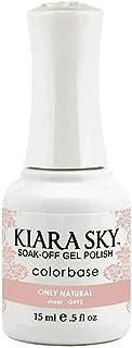 Kiara Sky Gel Polish, Only Natural, 15 Gram