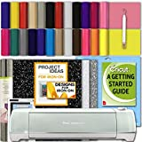 Cricut Explore Air 2 Machine Bundle with Iron-On Packs, Sampler, Weeding Tool and eBook