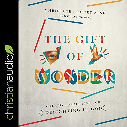 The Gift of Wonder audiobook cover art