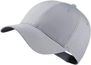 Unisex Legacy 91 Adjustable Golf Hat (Grey/Anthracite/Black)