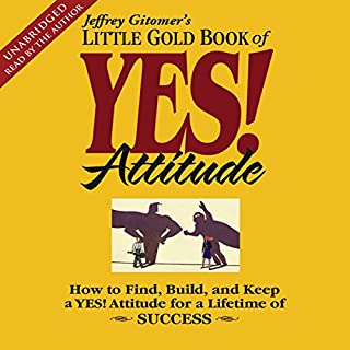 The Little Gold Book of YES! Attitude cover art