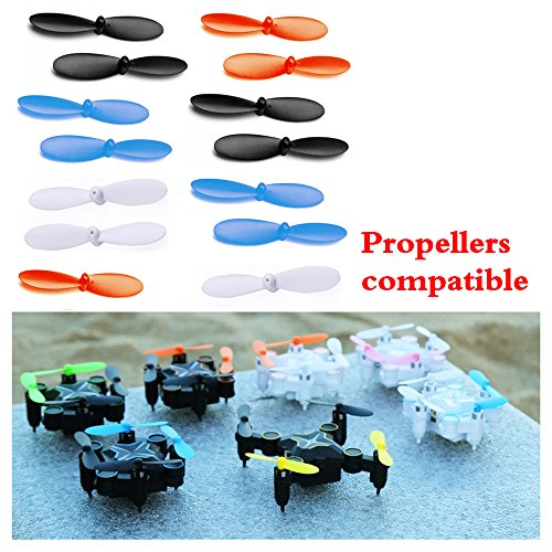 XiaoPengYo Propellers Blades for Mini Foldable RC Drone Mini Foldable RC Quadcopter Pocket Quadcopter Pocket Drone