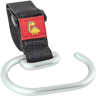 Baby Stroller Hooks Kids Pushchair Pram Hanger Carabiner Shopping Bag Clip Aluminum Alloy Hook Stroller Organizer
