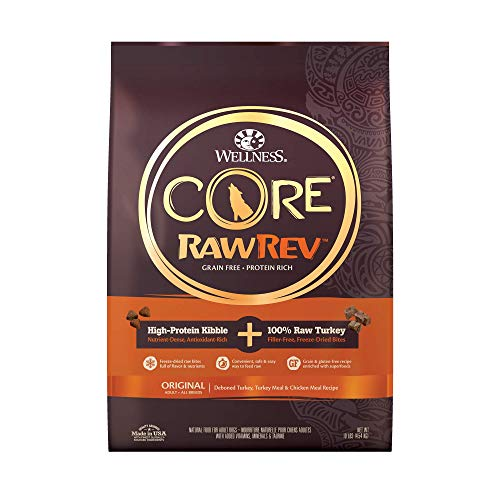 Wellness CORE RawRev Natural Grain Free Dry Dog...