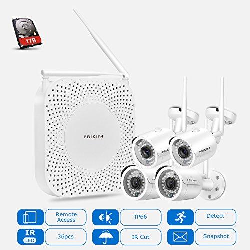 prikim Wireless Security Sistema Allarme W6di H 241710803