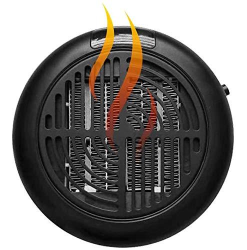 Apark Calefactor Portátil Mini Estufa Eléctrica Instant Heater Termoventilador Bajo Consumo con...