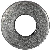 AG-BOX - Arandelas tensoras para conexiones de tornillo M16 (20 unidades) de acero inoxidable A2 (V2A) DIN 6796 / ISO 10670, arandelas de seguridad para tornillos, arandelas de fijación
