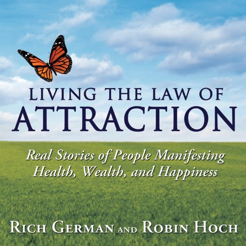 Living the Law of Attraction cover art