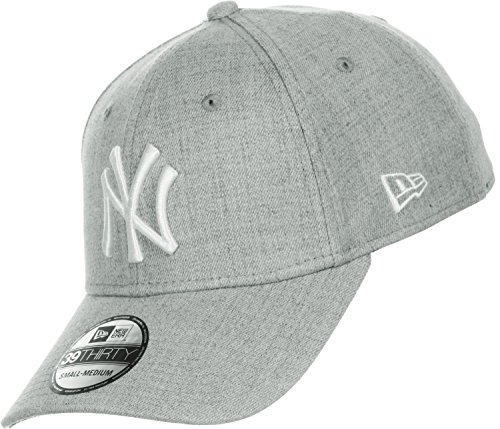 New Era 39thirty League NY Yankees casquette S/M gray/white