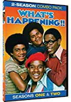 What's Happening: Seasons 1 & 2 [DVD] [Import]