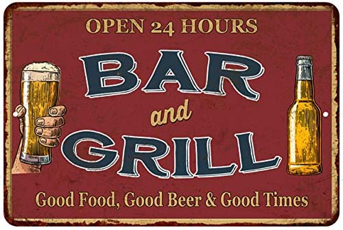 CPBG-0092 BEER SHAWN/'S Garage Bar Chic Tin Sign Man Cave Decor Gift Ideas