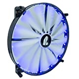 NitroPC - Ventilador 200mm con 35 Leds Color Azul *REBAJA Promocional refrigeración e iluminación de Ordenadores Gaming Gracias a éste Ventilador para pc de 20 cm.