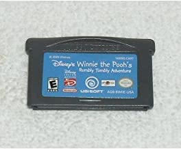 Disney's Winnie the Pooh's Rumbly Tumbly Adventure GBA Gameboy Advance