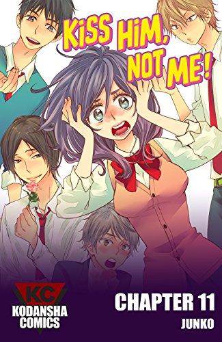 Kiss Him, Not Me #11 (English Edition)