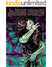 Kaisenn-Manga-Full-Series: Jujutsu-Kaisen-Vol 1 (English Edition)