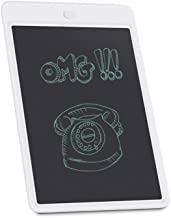 10-inch LCD eWriter Tablet, Multipurpose for Inkless Drawing/Paperless Drafting Pad or Memo/Planning Board (10-inch, White)