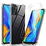 LeYi Case for Samsung Galaxy A02S and Screen Protector