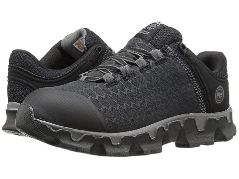 アコード誇大妄想レコーダーレディースウォーキングシューズ?カジュアルスニーカー?靴 Powertrain Sport Soft Toe SD+ Black Synthetic 7.5 24.5cm B - Medium [並行輸入品]