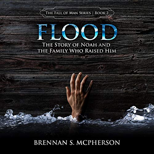 Flood: The Story of Noah and the Family Who Raised Him Titelbild