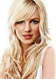 WHMQJQ Rock Beauty Star Sängerin Britney Spears Leinwand