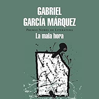 La mala hora [The Evil Hour] audiobook cover art