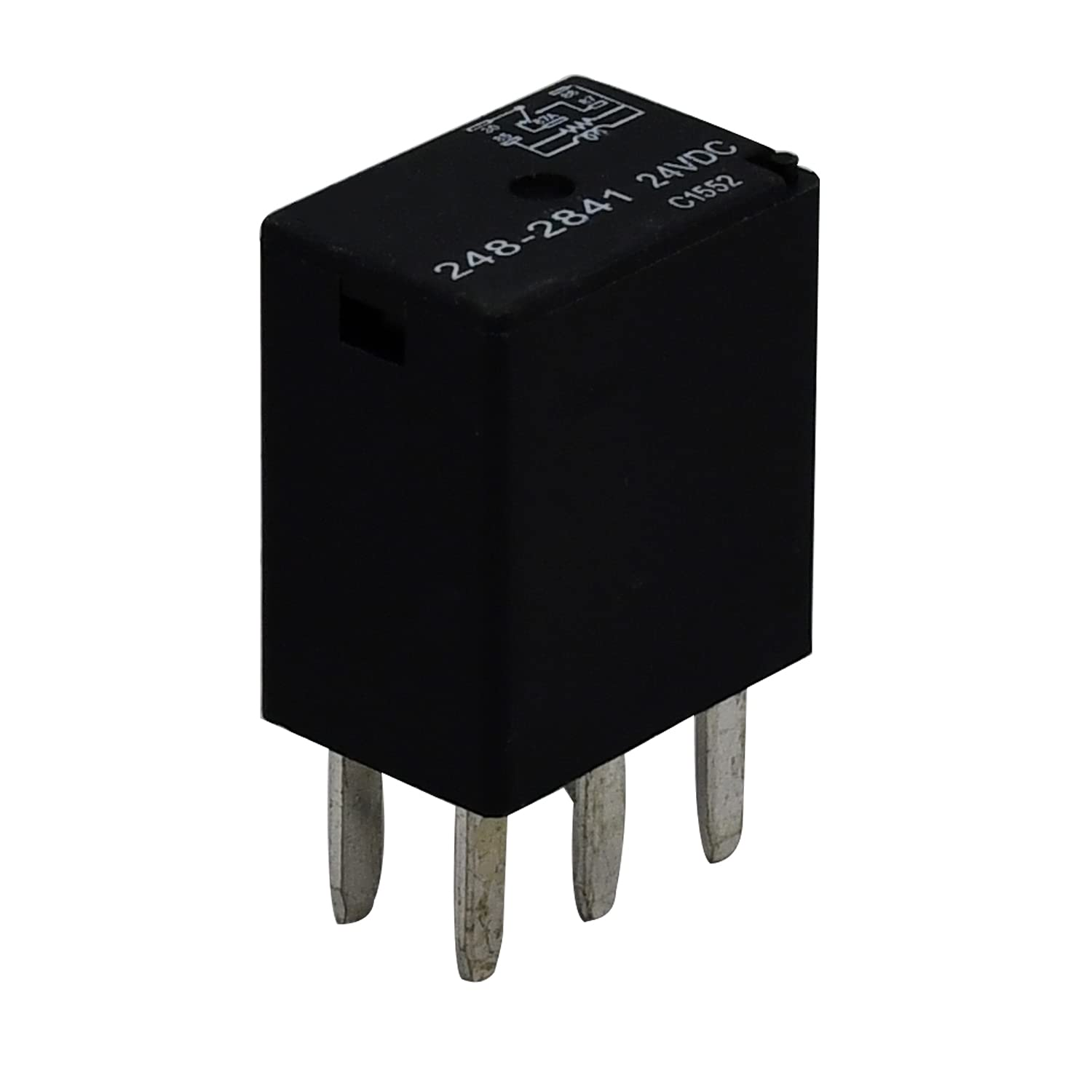 Weelparz 24V Car Quality inspection Very popular Relay Automobile Compat Electric 248-2841