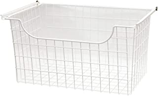 Easy Track Hanging Wire Basket, 12