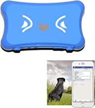 KASIONVI GPS Tracker Real time GPS Tracker IP66 Waterproof Real-time Tracking Pet GPS Tracker with APP Support iOS/Android GSM GPS Locator