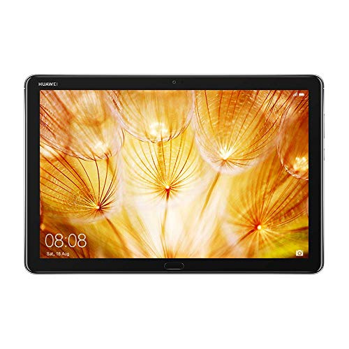 『HUAWEI MediaPad M5 lite 10 10.1インチタブレット Wi-Fiモデル RAM3GB/ROM32GBメモリ 高精細IPSディスプレイ搭載 1920x1200高解像度タブレット 4スピーカー搭載 7500mAh大容量バッテリー【ファーウェイ正規品】』の1枚目の画像
