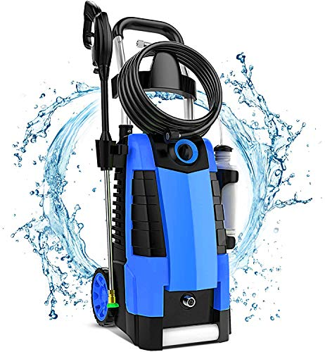 TEANDE 3800PSI Electric Pressure Washer, 3800PSI...